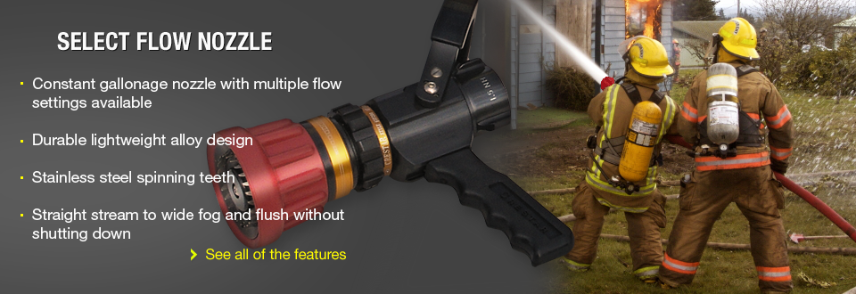 Firefighting Handline Nozzle