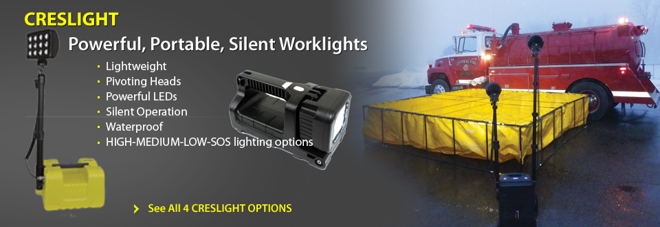 Portable Powerful LED Worklights